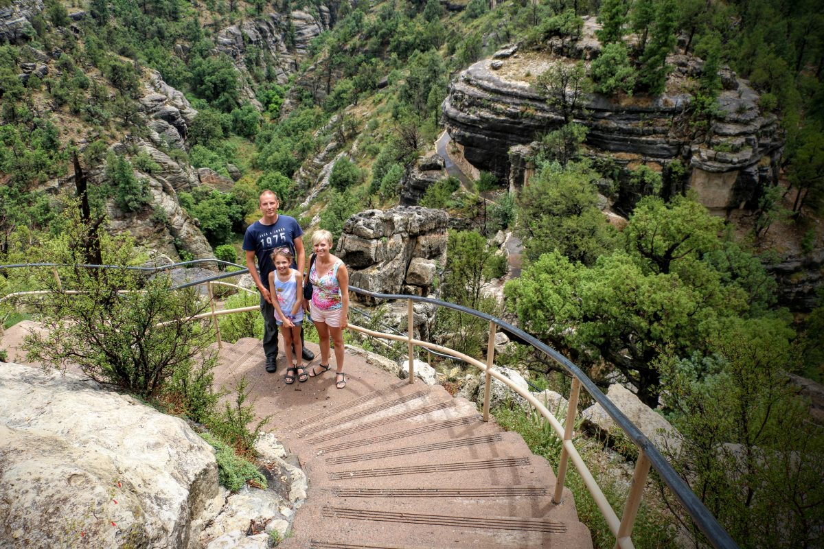 Walnut Canyon Arizona