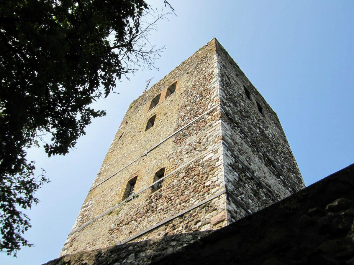 Rocca Solferino uitkijktoren