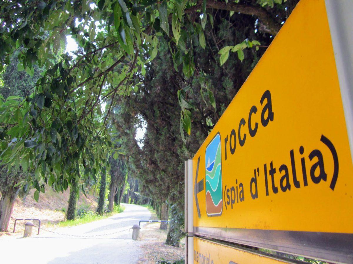 Rocca Solferino uitzicht