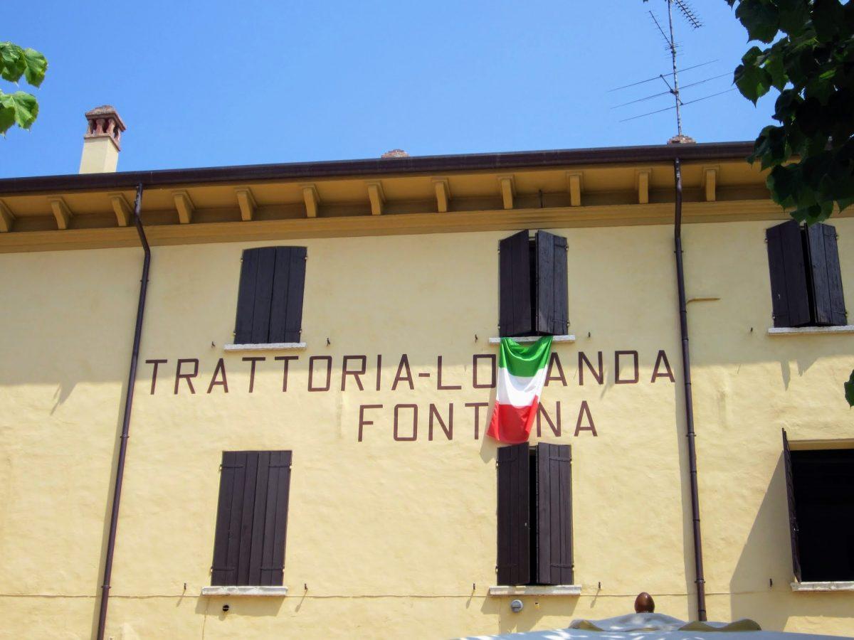 Trattoria Locanda Fontana