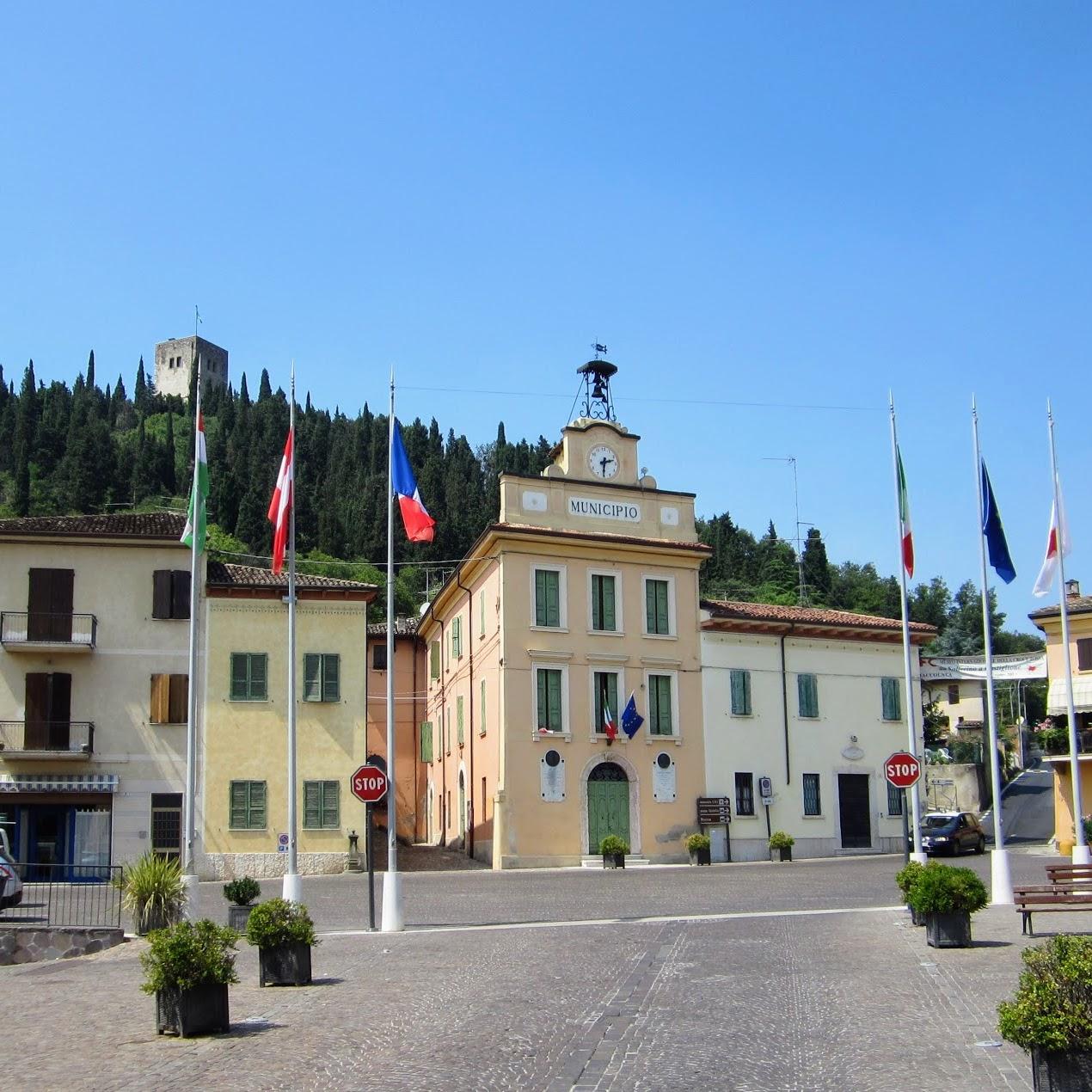 Het stadje Solferino in beeld