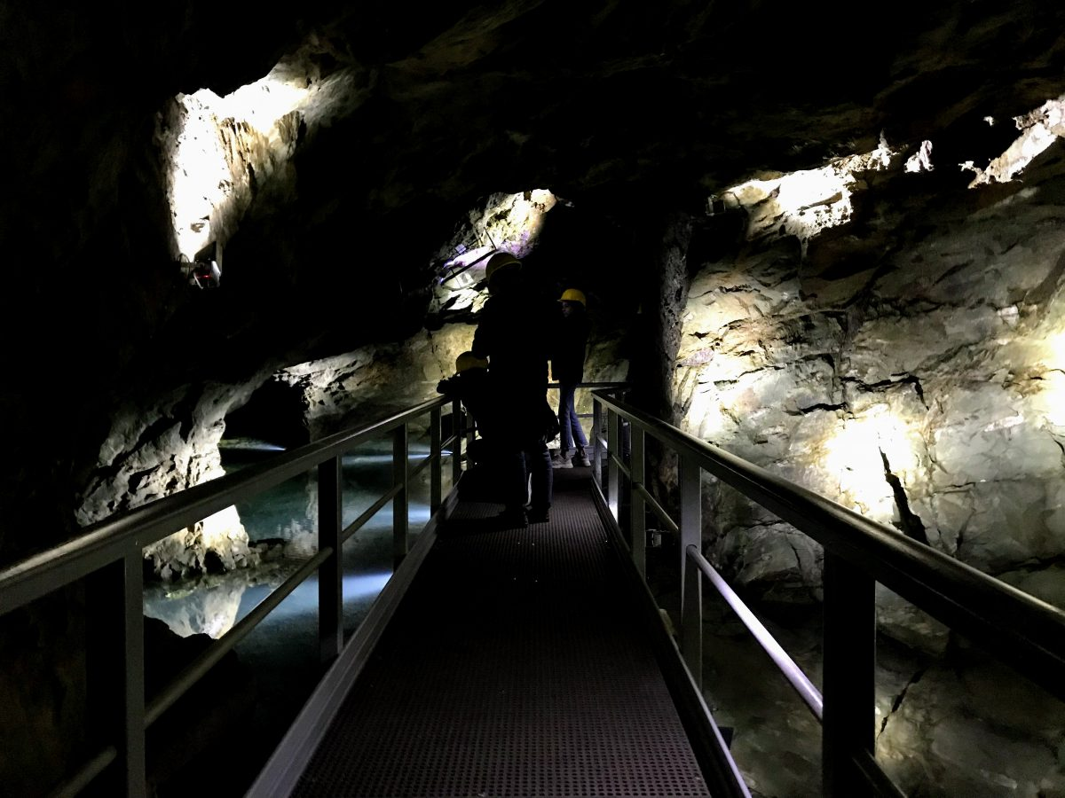 Rondleiding in edelsteenmijn van Idar Oberstein