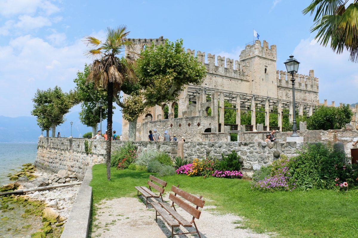 Limonaia del Castello Scaligero Torri del Benaco
