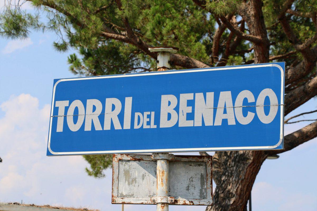 Torri del Benaco naambord