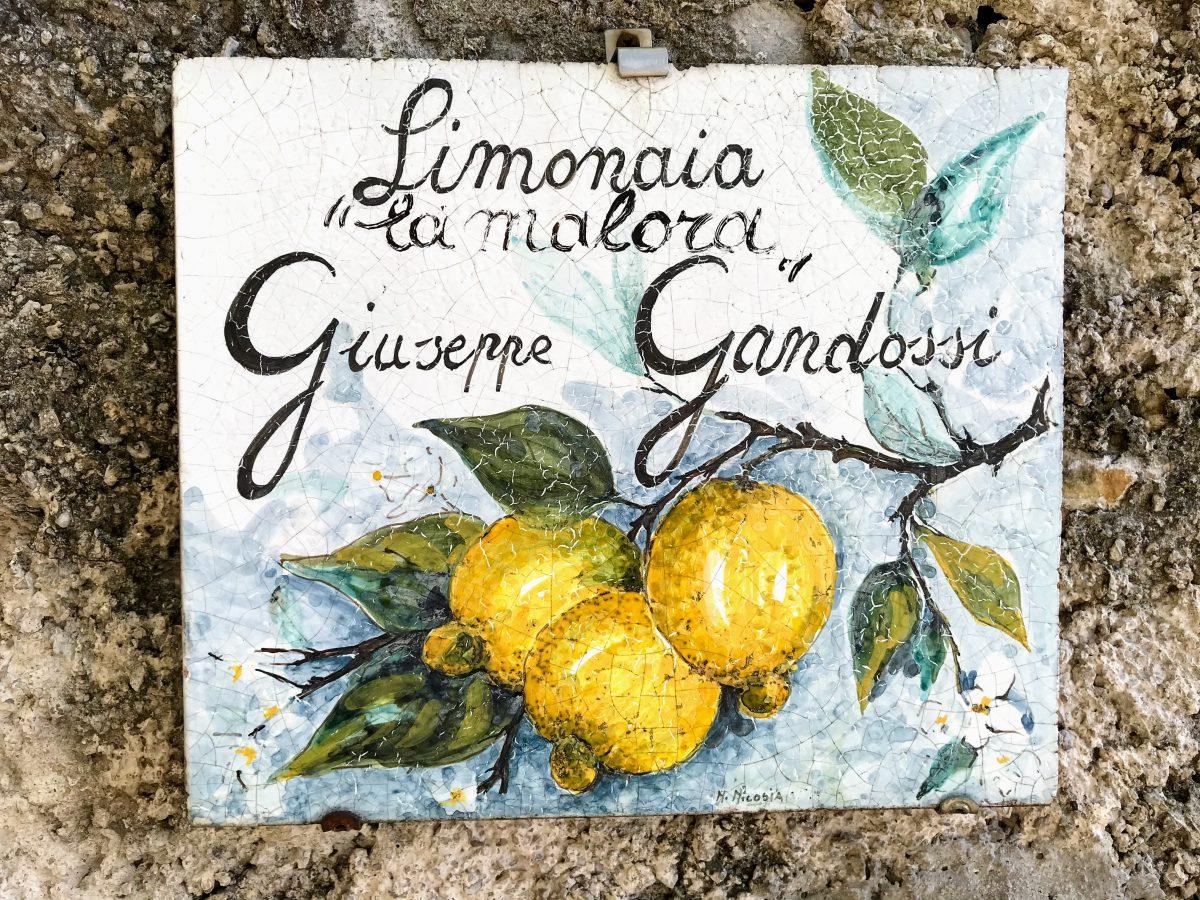 Limonaia aan het Gardameer - Gargnano