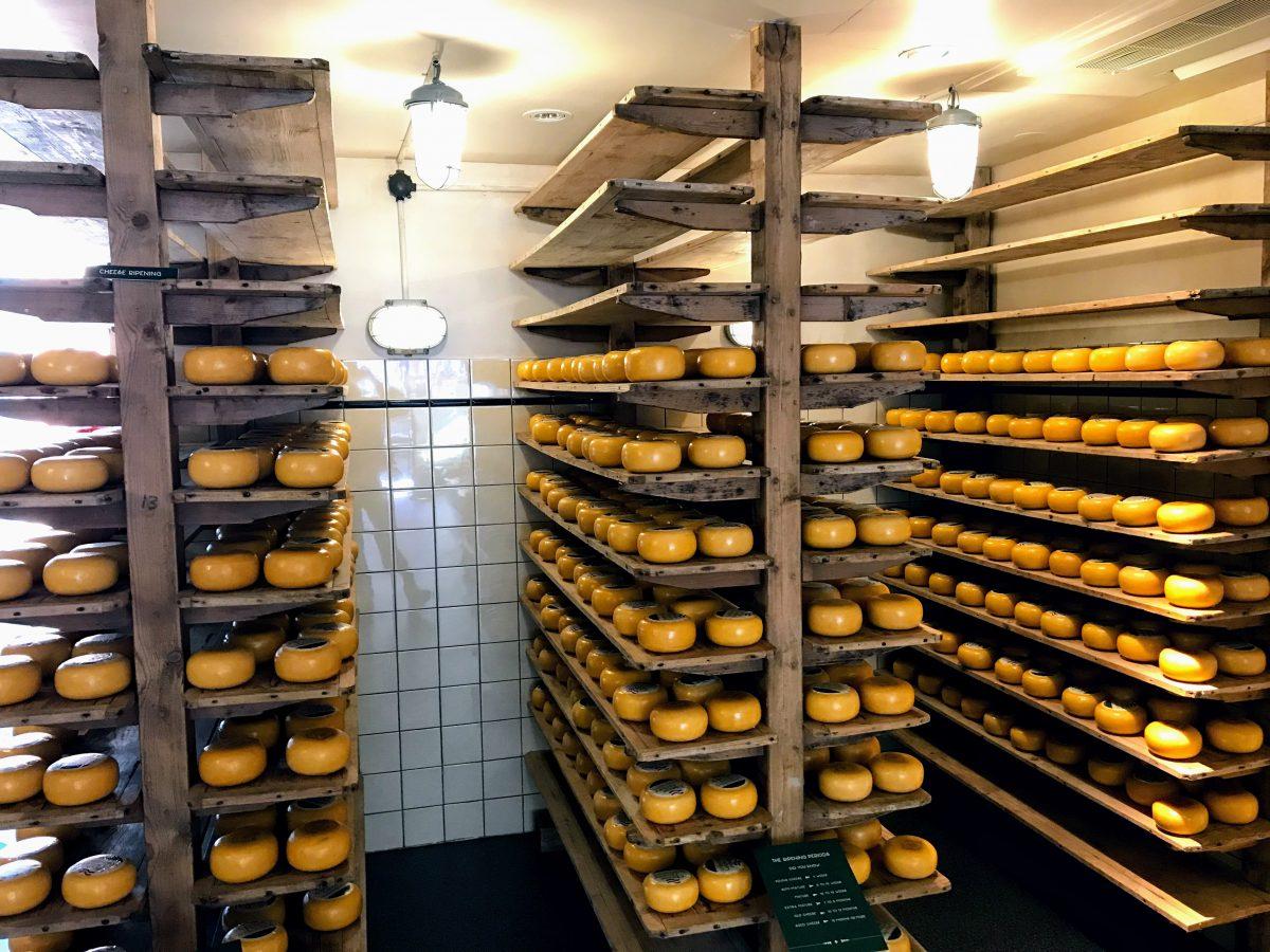 Kaas kopen in Volendam