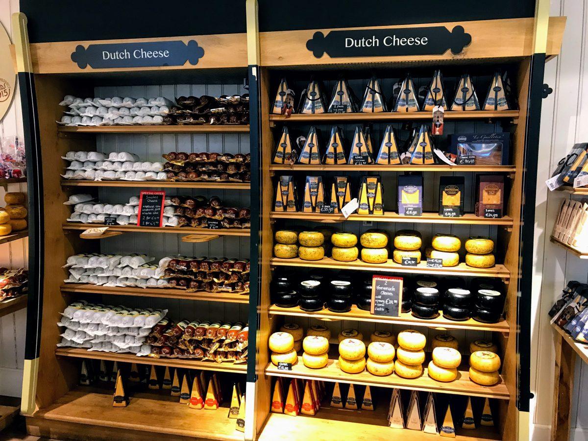 Nederlandse kaas - Volendam Cheese Factory