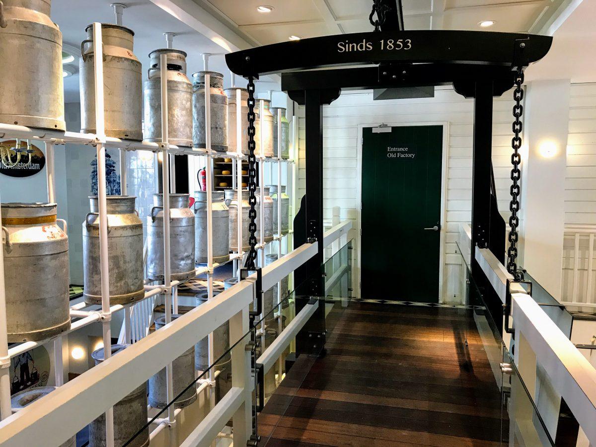 Kaasmuseum Volendam Nederland