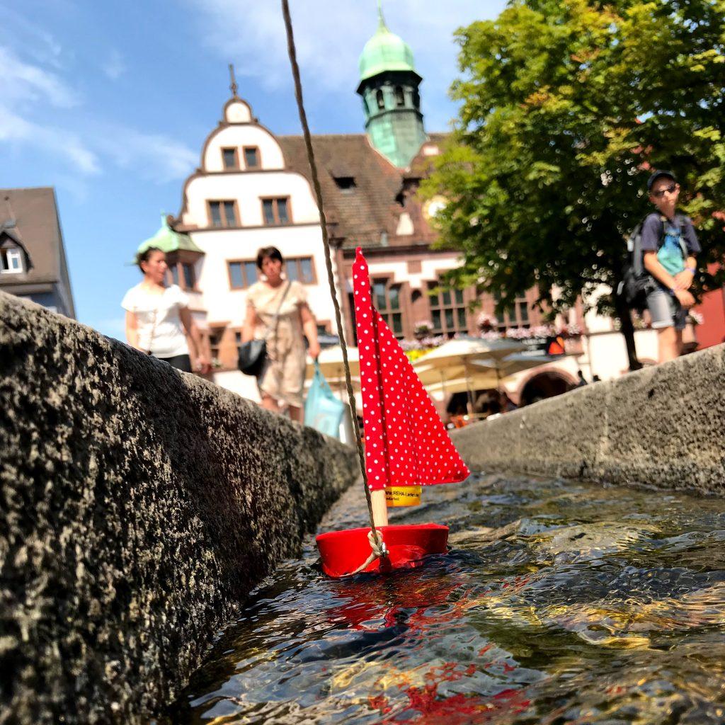 Tussenstop Gardameer - Freiburg im Breisgau