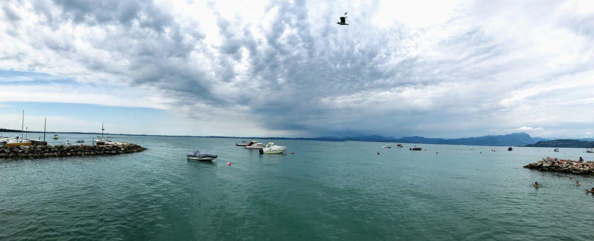 Gardameer weerbericht