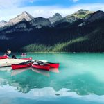 Van Lake Louise naar Banff