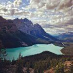 Van Jasper naar Lake Louise