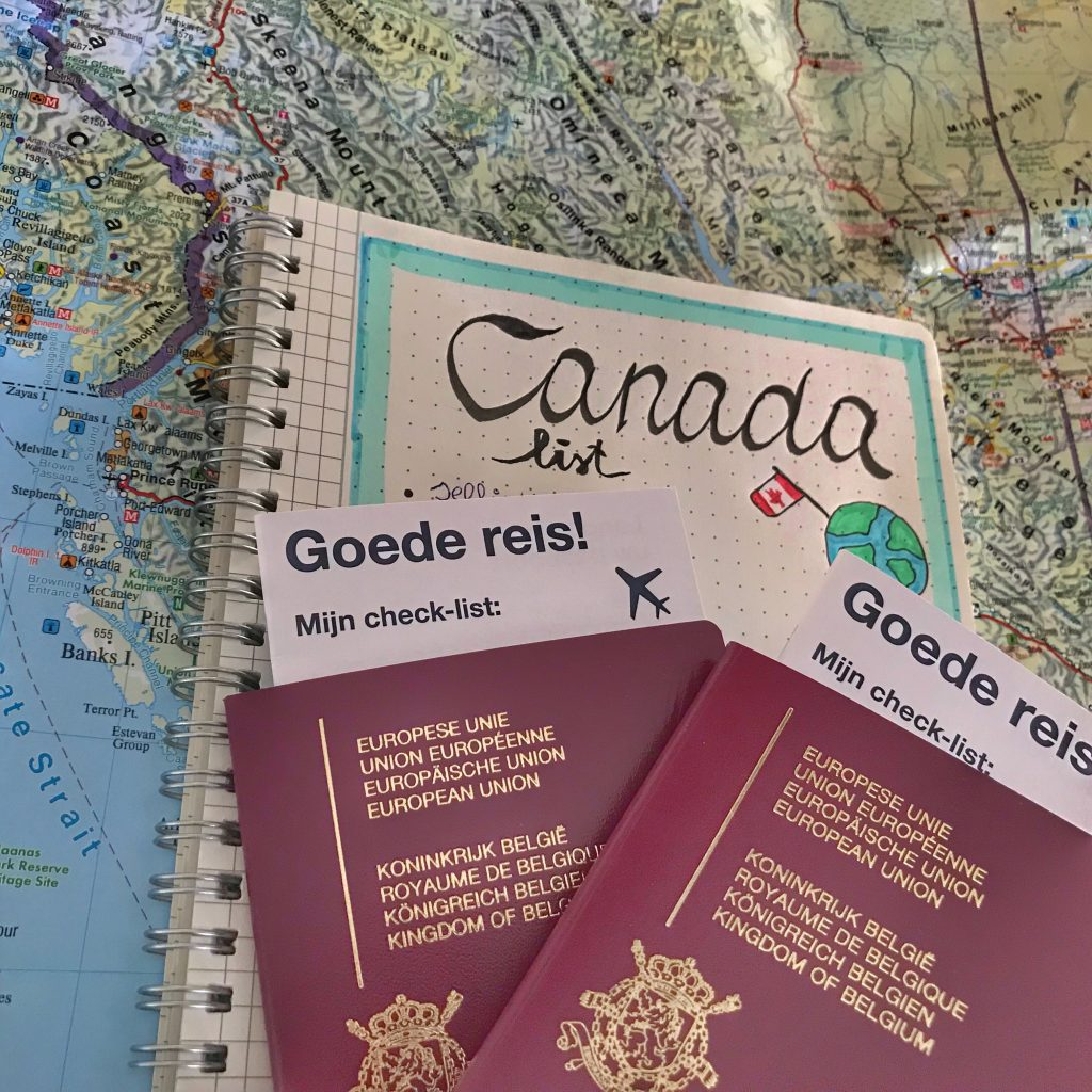 Checklist Canada