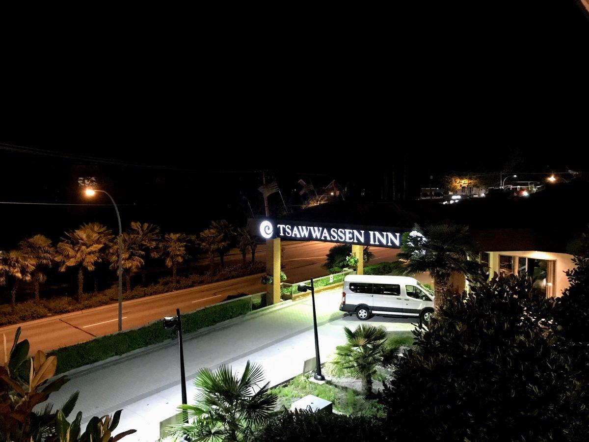 Hotel Tsawwassen Inn