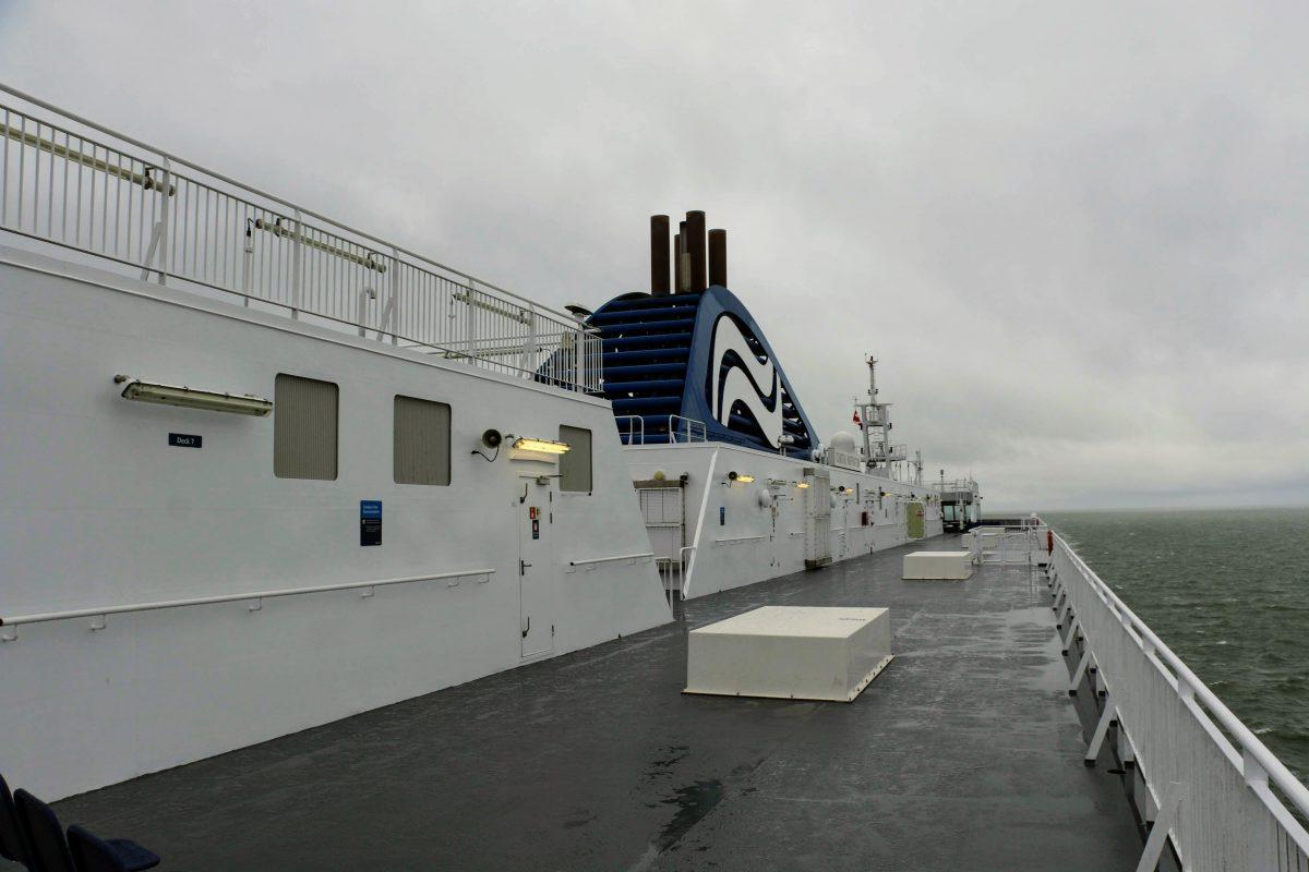 Ferry van Vancouver naar Vancouver Island BC Ferries