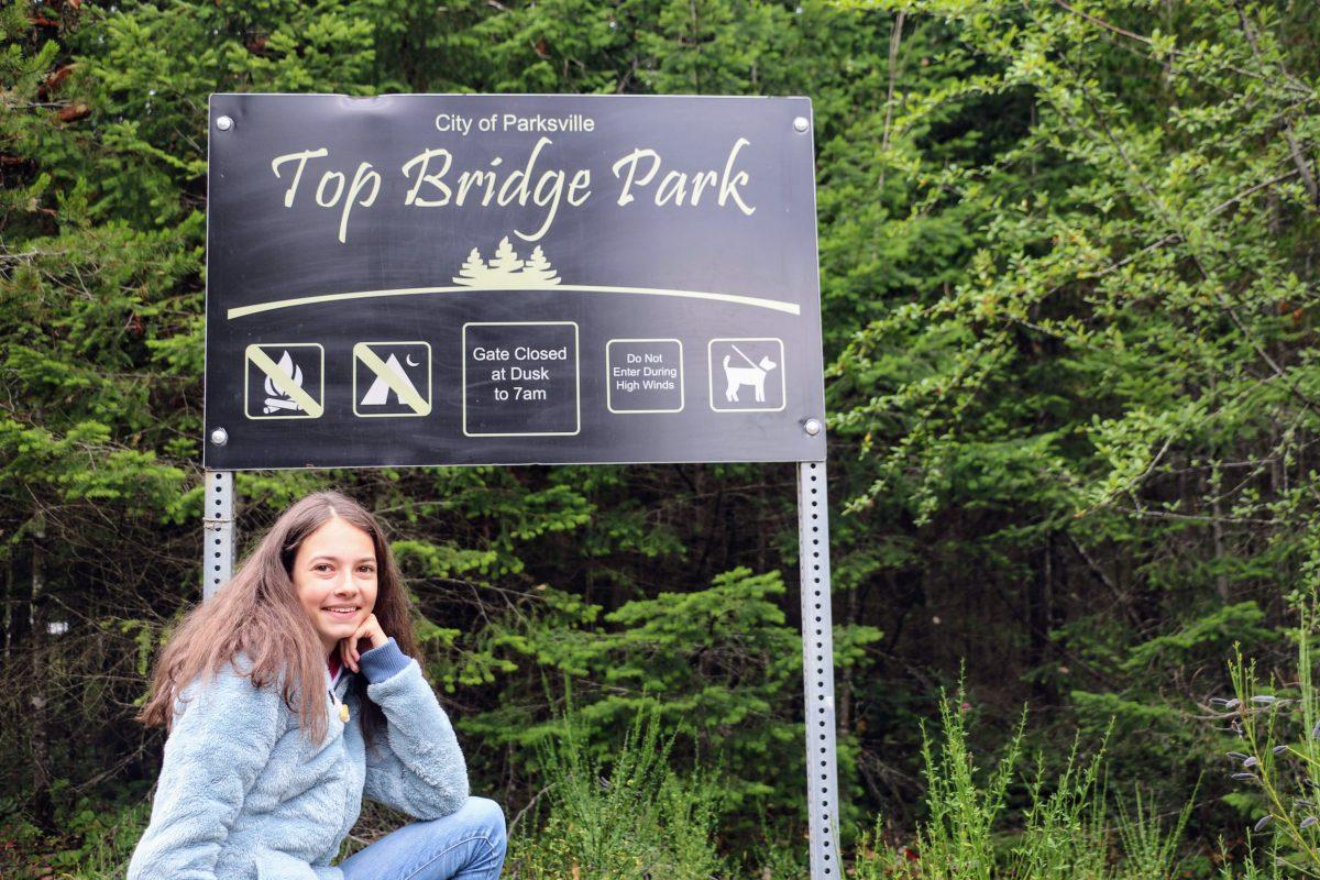 Top Bridge Park City of Parksville