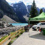 Lake Moraine Parking