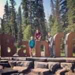 Een dagje relaxen in Banff