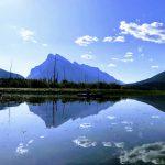 Kajakken in Banff