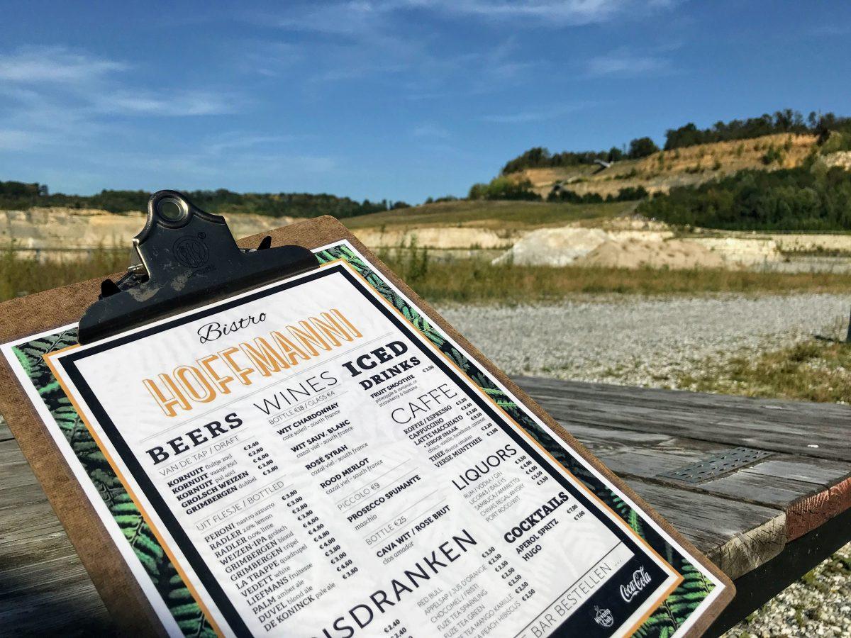 Bistro HoffmannI menukaart