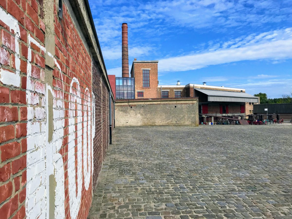 De Stroopfabriek en smaakfabriek in Borgloon