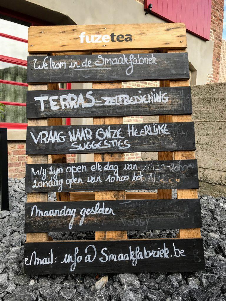 De Smaakfabriek in Borgloon