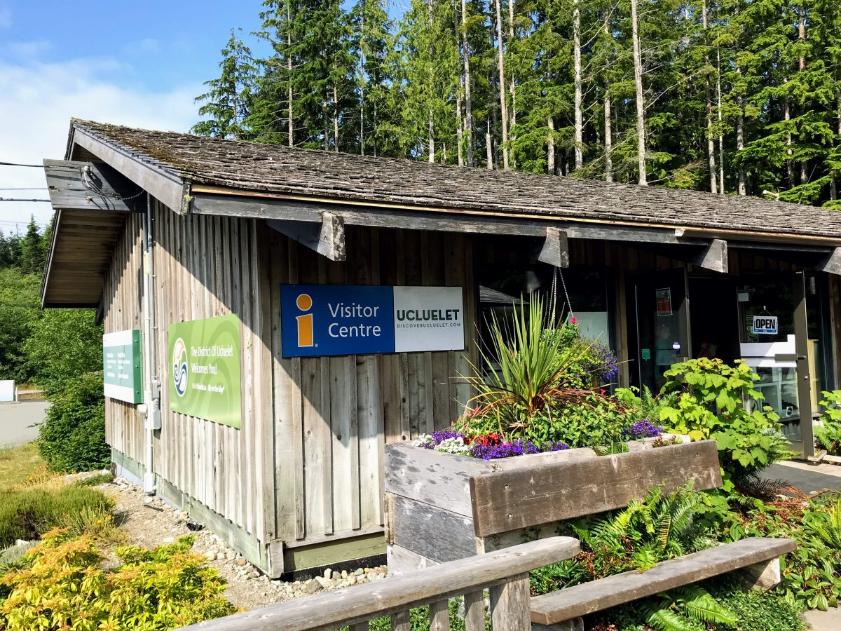 Visitor Centre Ucluelet