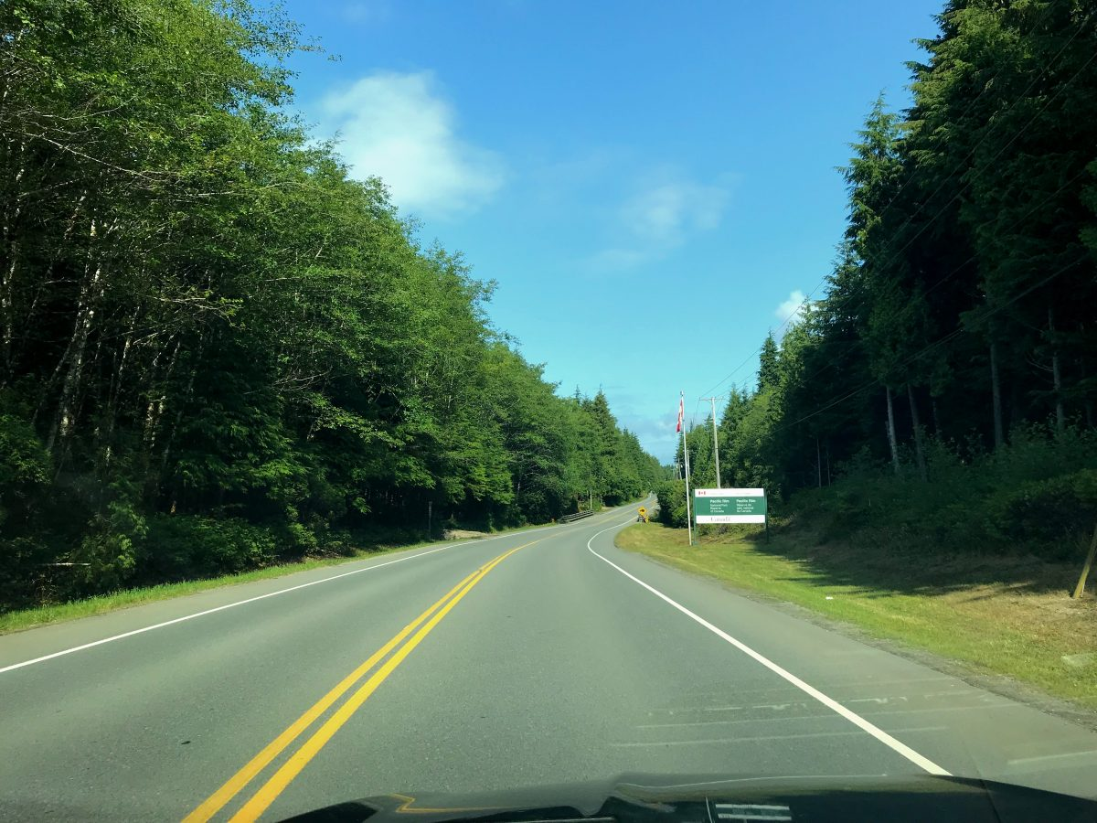 Highway 4 Vancouver Island