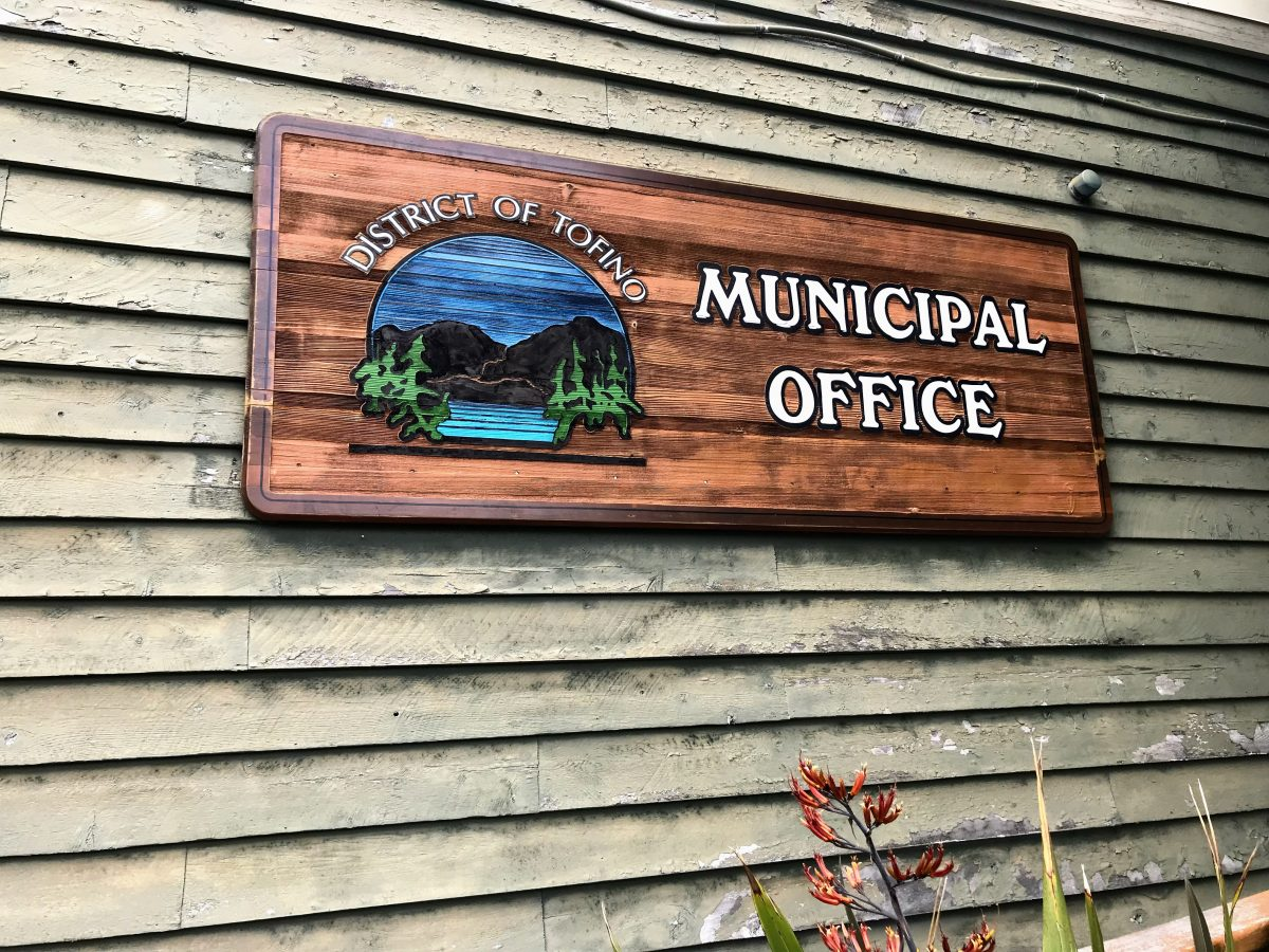 Tofino Municipal Office