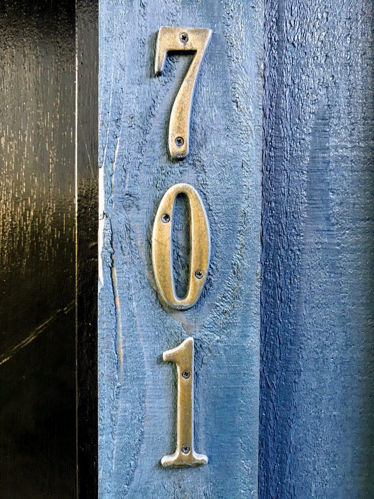 Room Nr 701