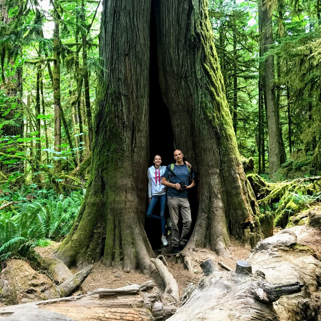 Reisverslag Vancouver Island