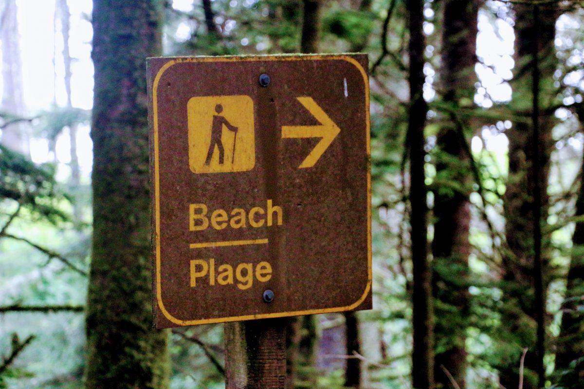 Beach - Plage - Tofino
