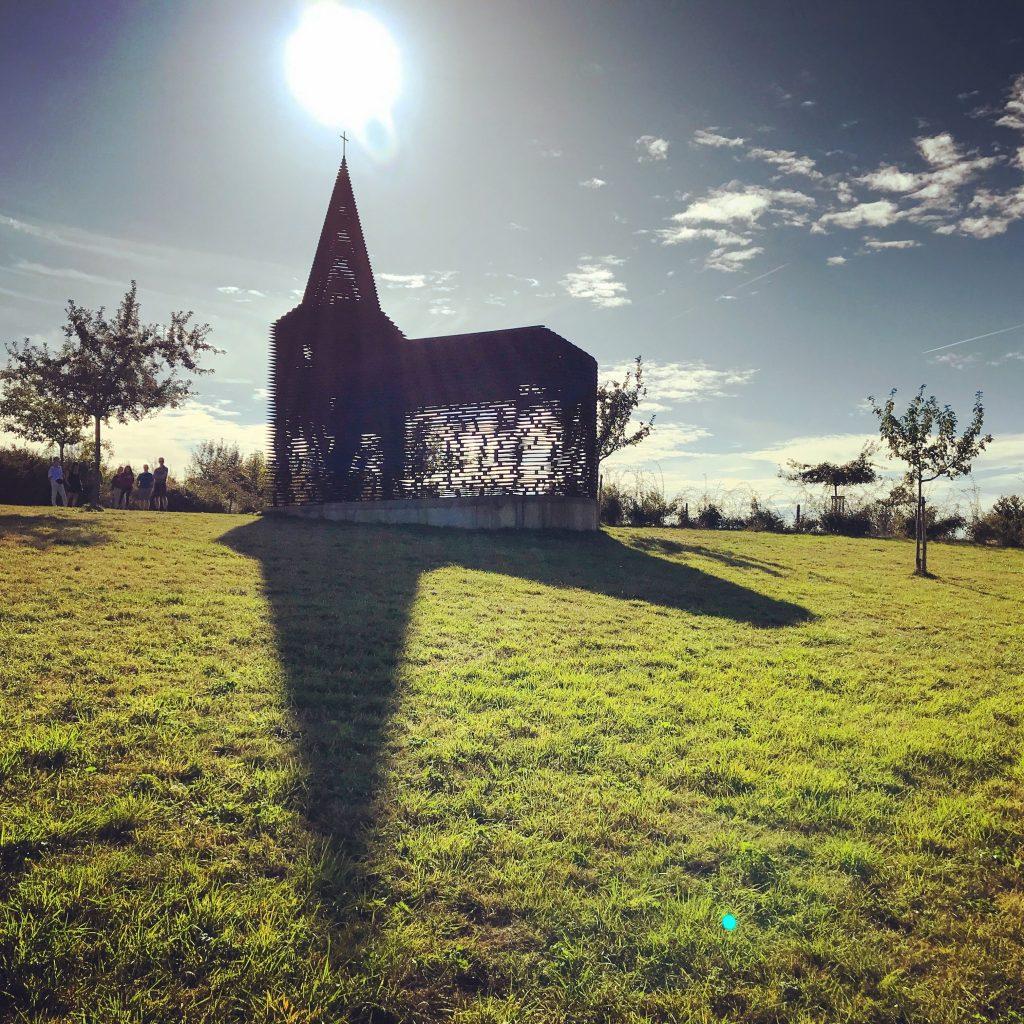 Wandeling doorkijkkerk in Borgloon