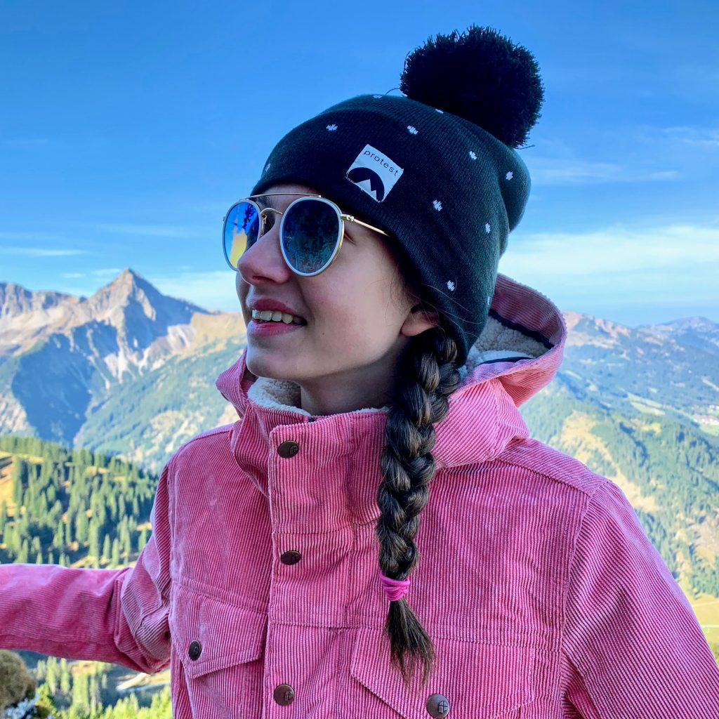 Protest dames ski jas