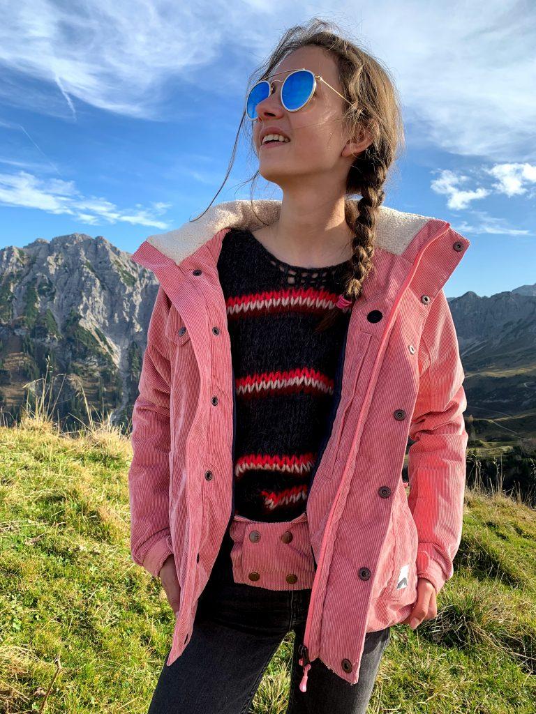 Protest dames ski-jas Cutie sneeuwvanger