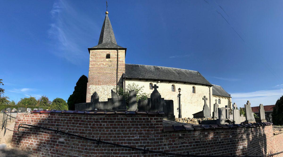 Kerkje van Grootloon in Limburg