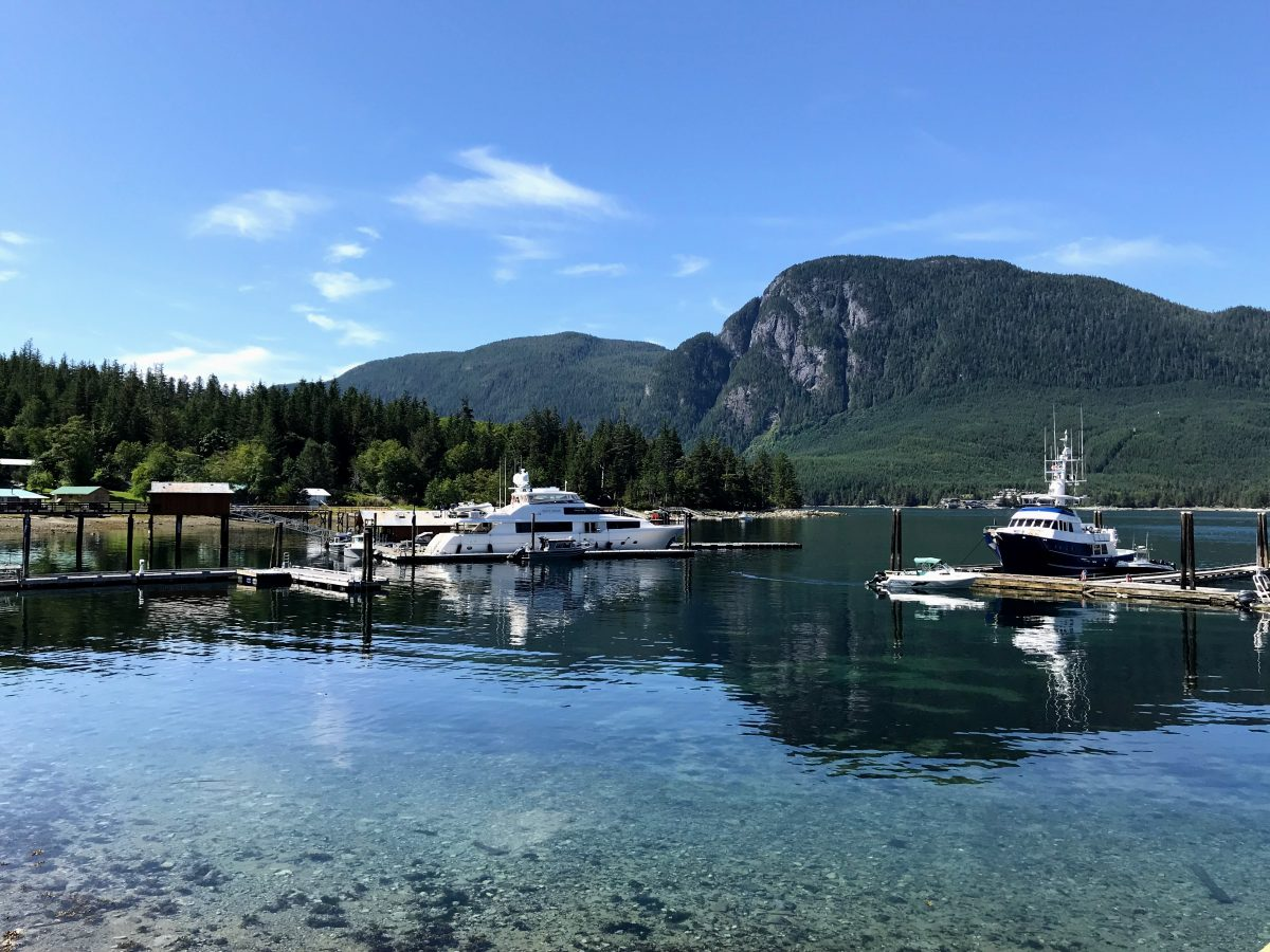 Stuart Island Canada