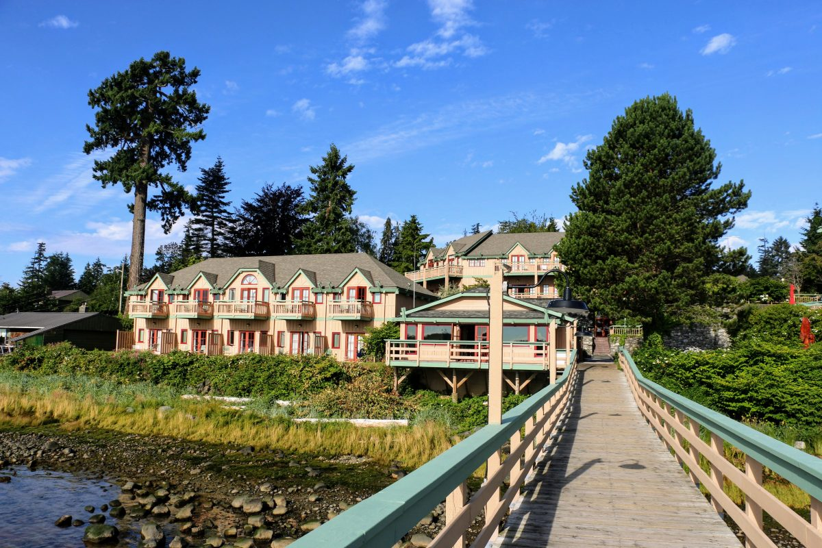Hotel Resort Campbell River