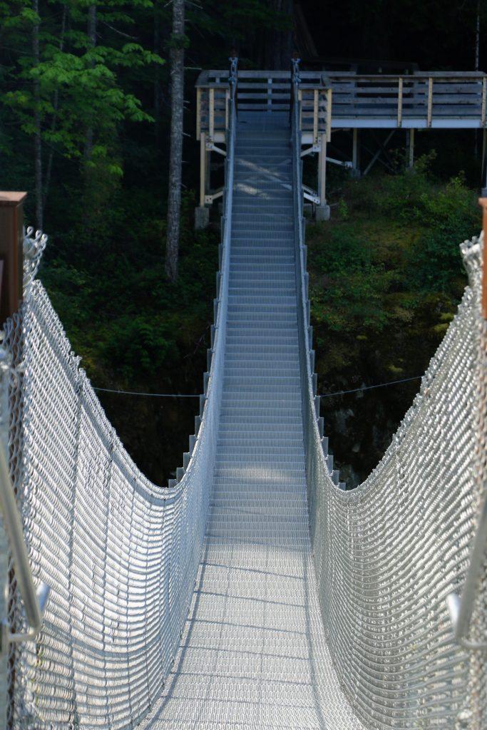 Hangbrug Elk Falls