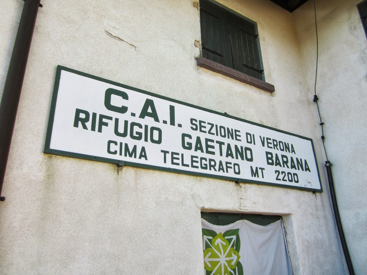 Rifugio Telegrafo