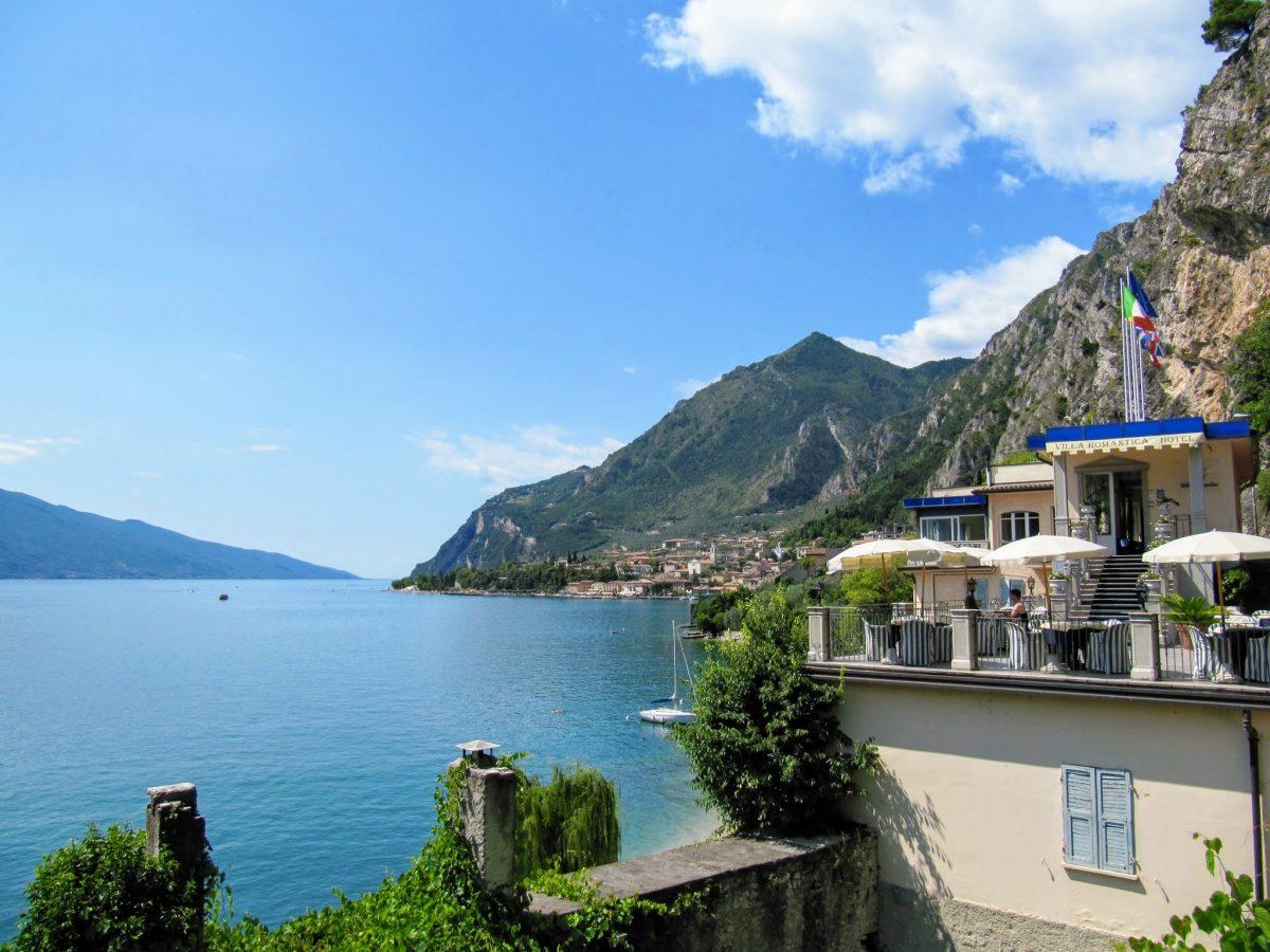 Hotel Villa Romantica Limone Sul Garda