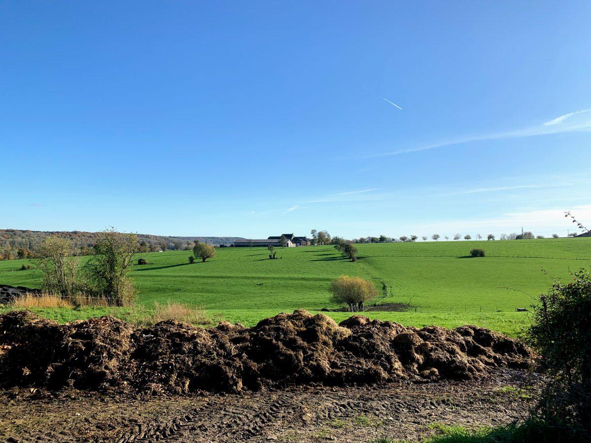Landschap Limburg Voeren