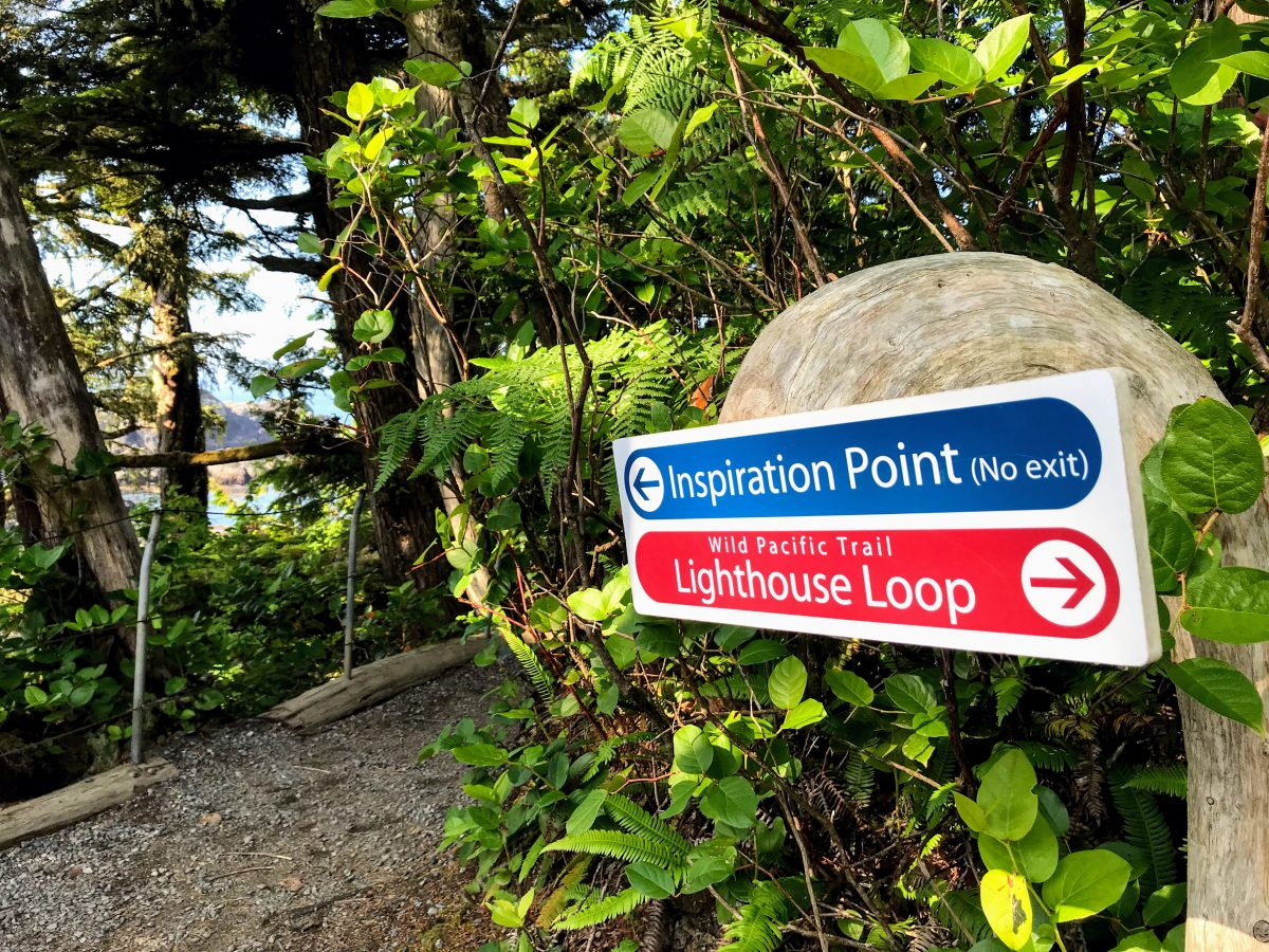 Wild Pacific Trail Lighthouse Loop