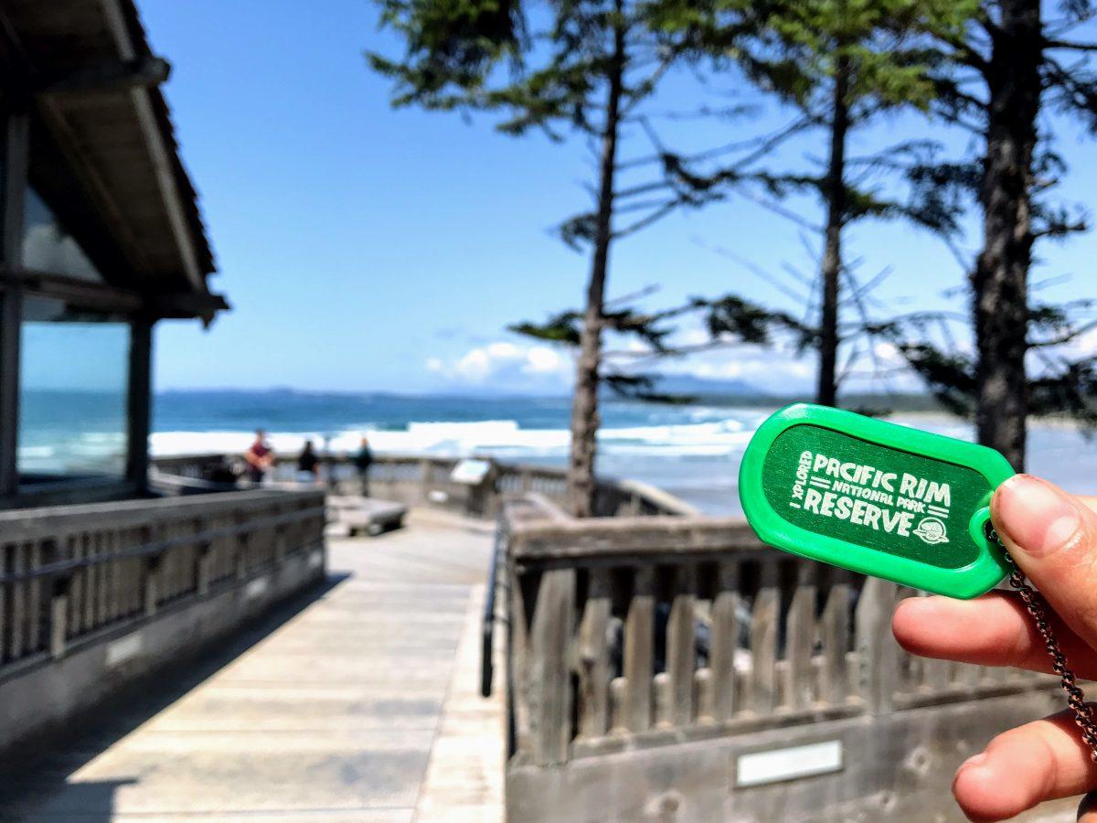 Pacific Rim National Park Reserve tag