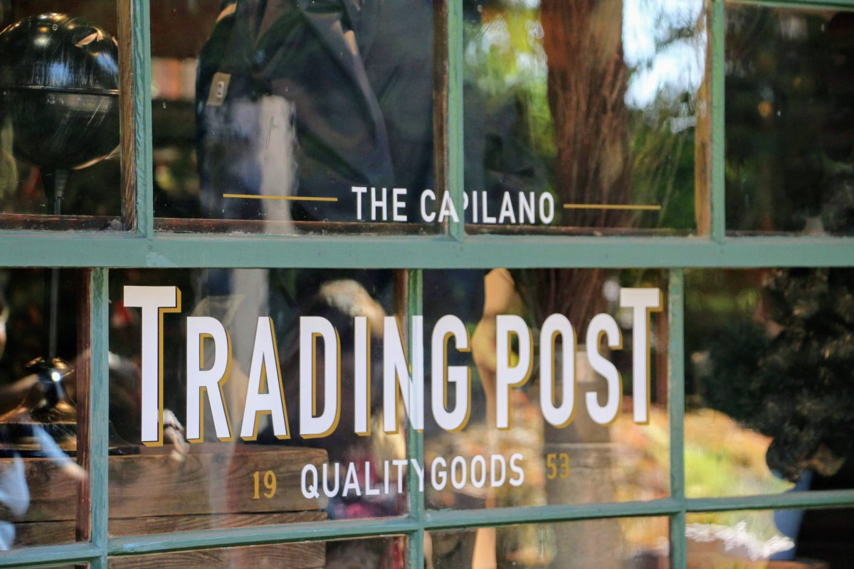 Capilano Trading Post Quality Goods 1953