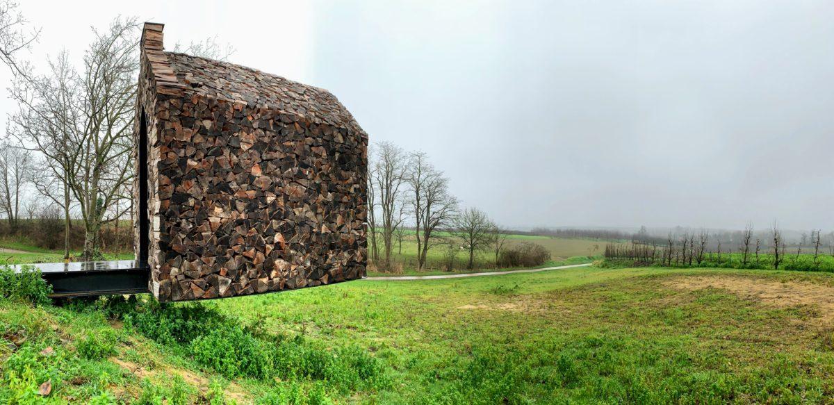 Zwevende kapel Borgloon