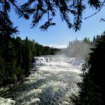 Dawson Falls – Wells Gray Provincial Park