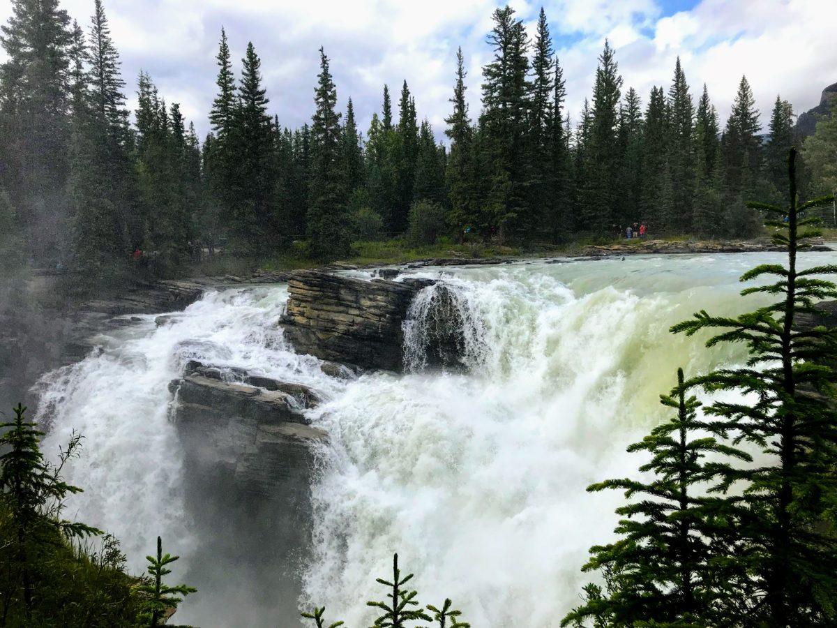 Watervallen in Canada