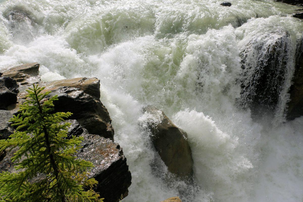 Mooie watervallen in Canada