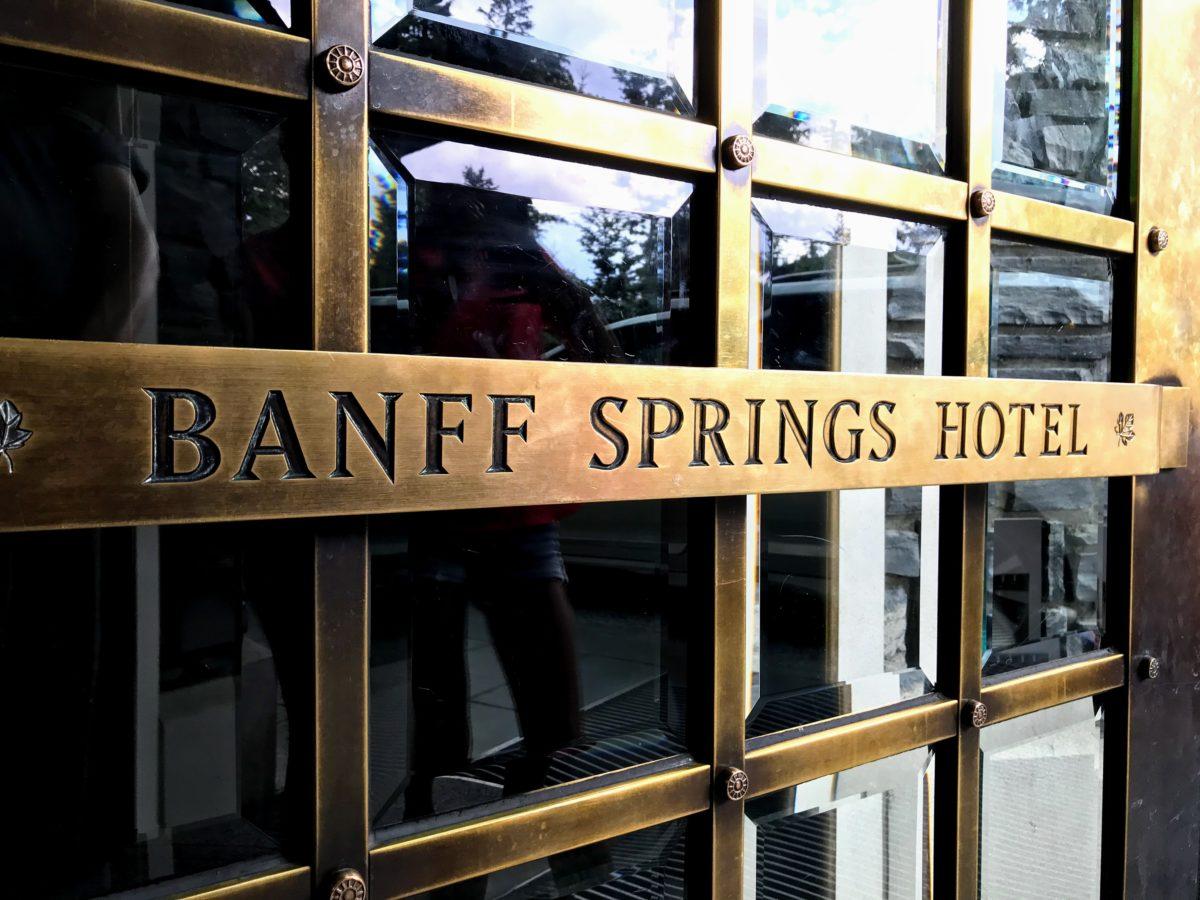 Spookhotel Banff Springs